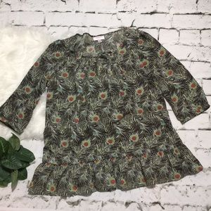 LIBERTY OF LONDON FOR TARGET BLOUSE